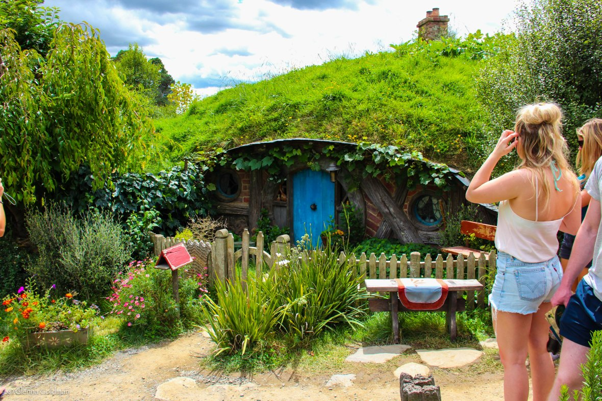 Hobbiton, The Shire, New Zealand