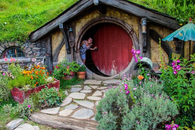 Hobbiton, The Shire, New Zealand