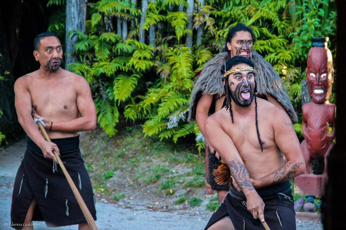Maori Village, New Zealand
