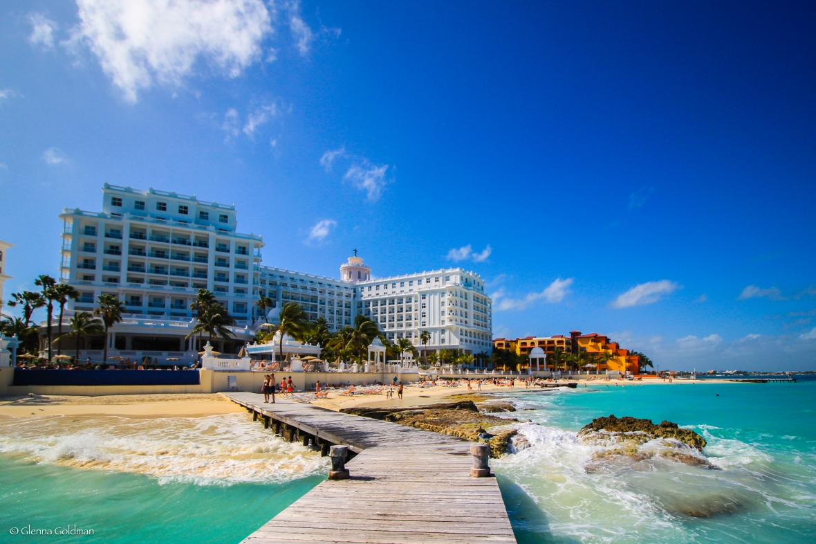 Cancun, Mexico, resort, beach