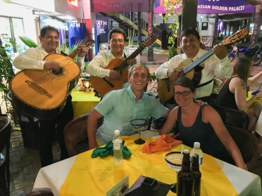 Mariachi Band in Cancun Mexico