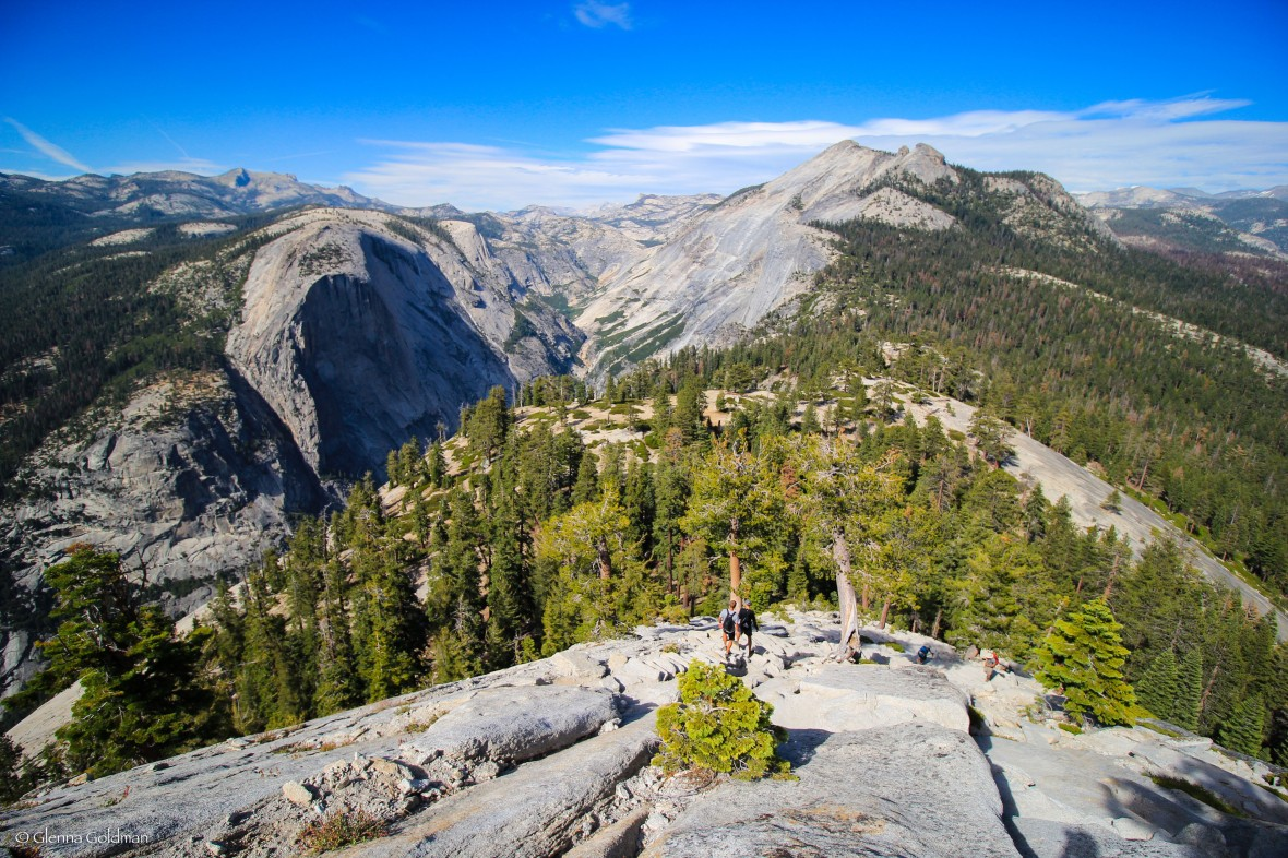 Yosemite National Park, California, backpacking, John Muir Trail, Half Dome