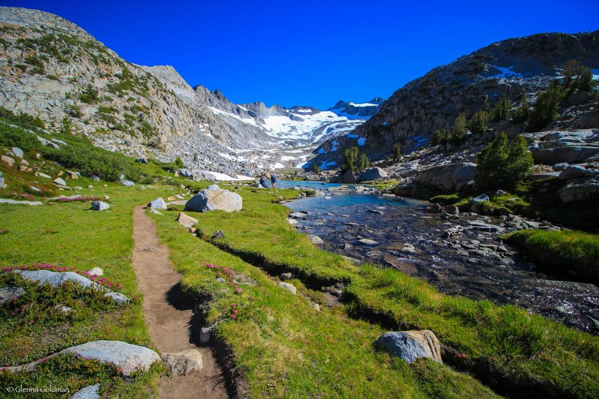 Yosemite National Park, California, backpacking, John Muir Trail, June Lake