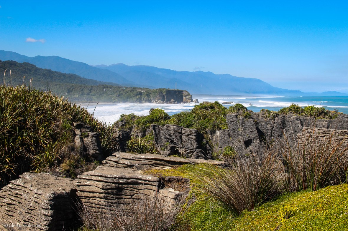 Punakaiki, New Zealand, Pancake Rocks