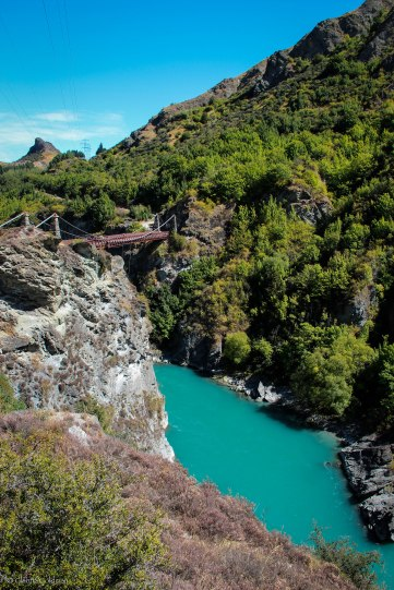Kawarau Bungy Centre, Queenstown, New Zealand