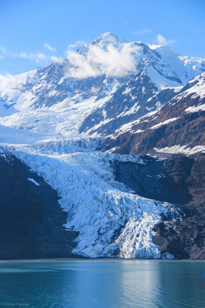 Alaskan Cruise Glaciers