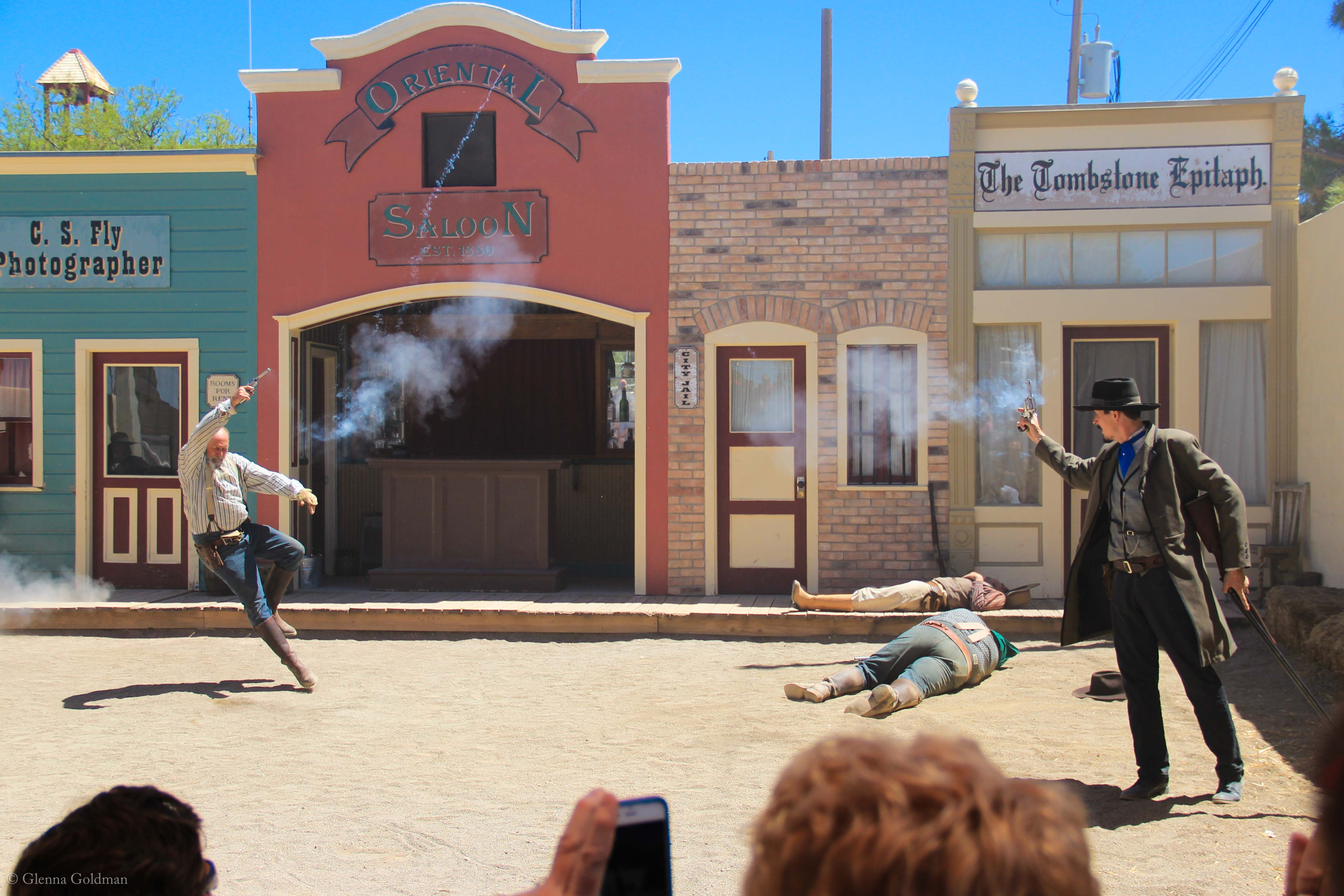 A Long Weekend in the Old West –  Tombstone and Bisbee