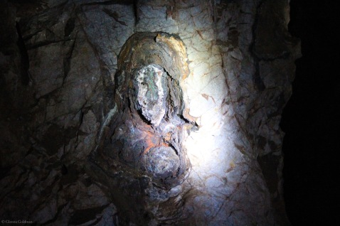 Bisbee Queen Mine Copper Deposit