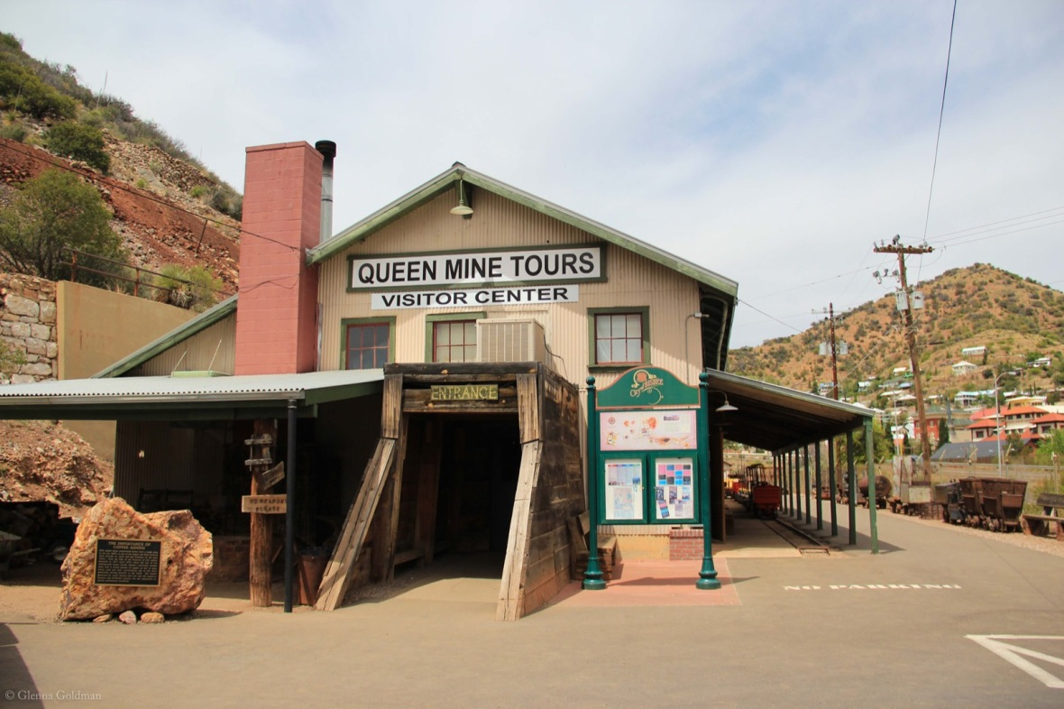 Bisbee Queen Mine Tours and Visitor Center