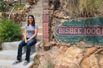 Bisbee 1000 Steps