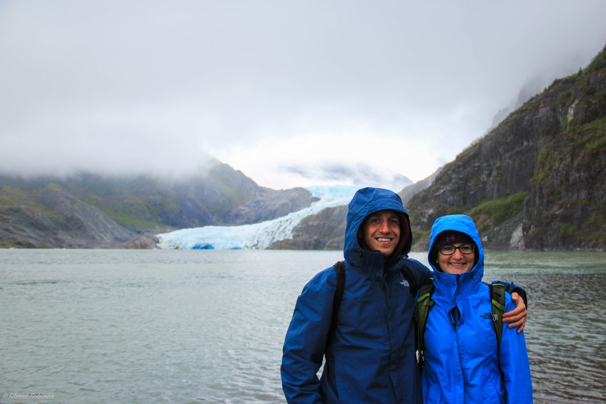 Alaskan Cruise Mendenhall Glacier