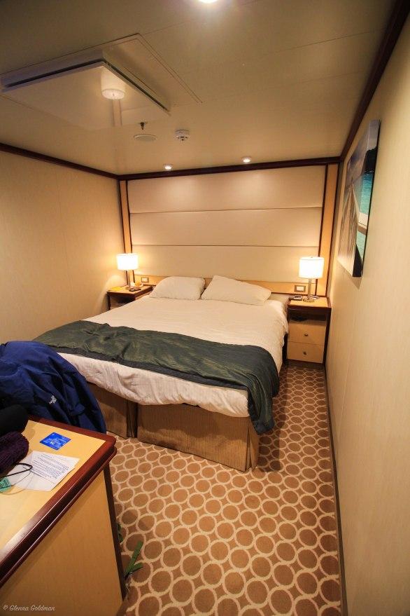 Princess Alaskan Cruise Ship Inside Cabin