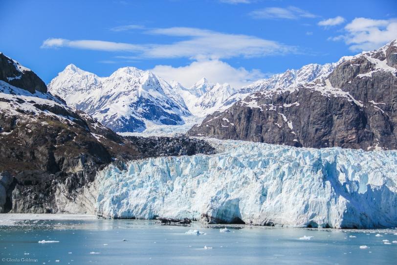 Alaskan Cruise Margerie Glacier Glacier Bay