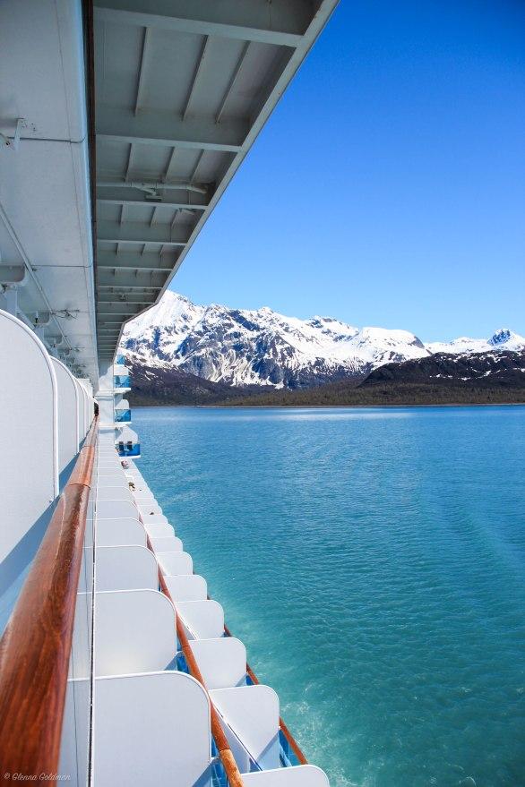 Princess Cruises Alaskan Cruise Balcony