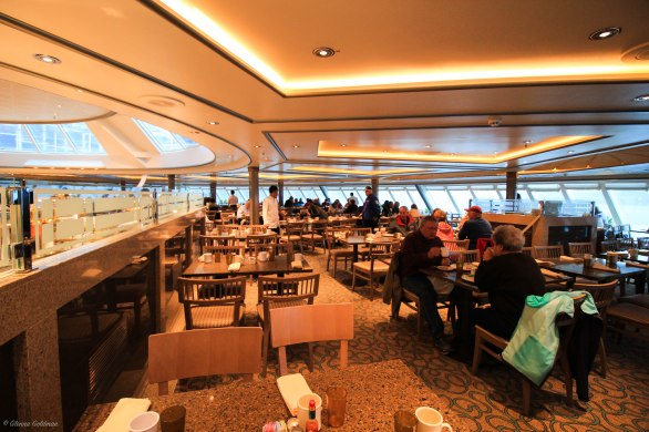 Princess Alaskan Cruise Anytime Dining