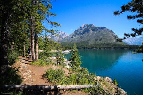 Lake Minnewanka Trail Banff