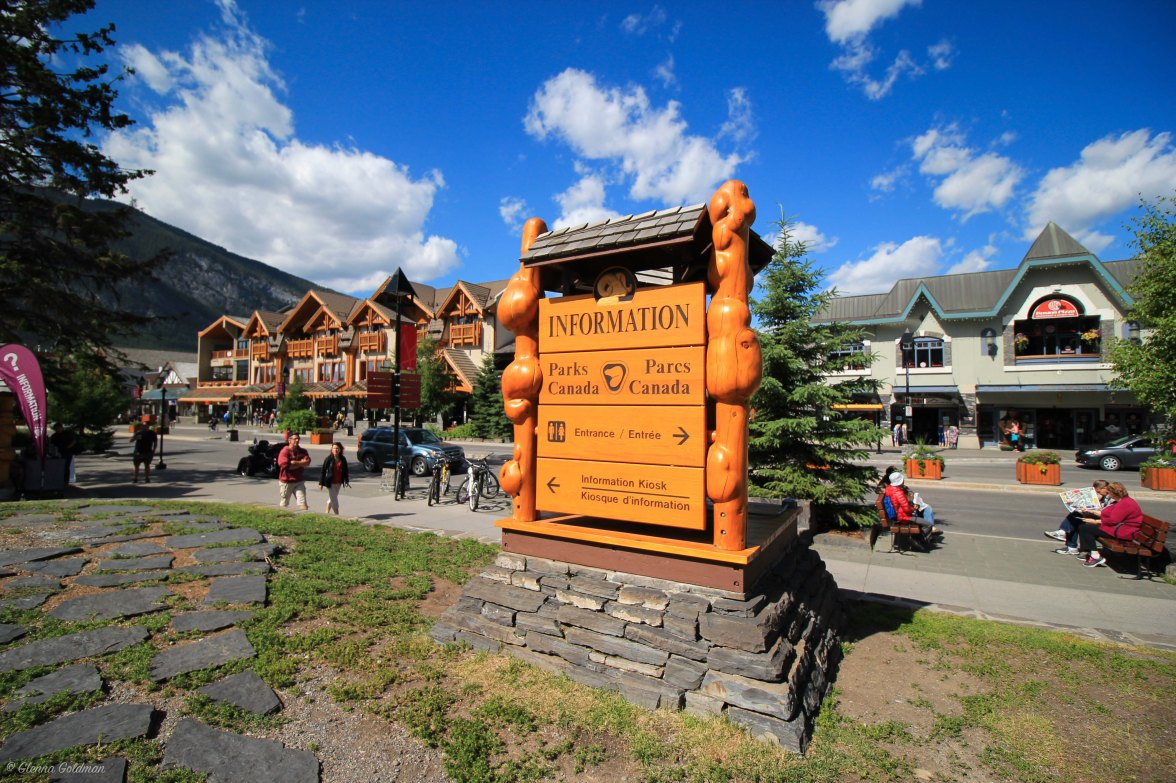 Banff Town Parks Canada Information