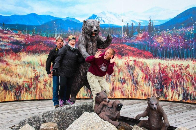 Alaskan Cruise Bears