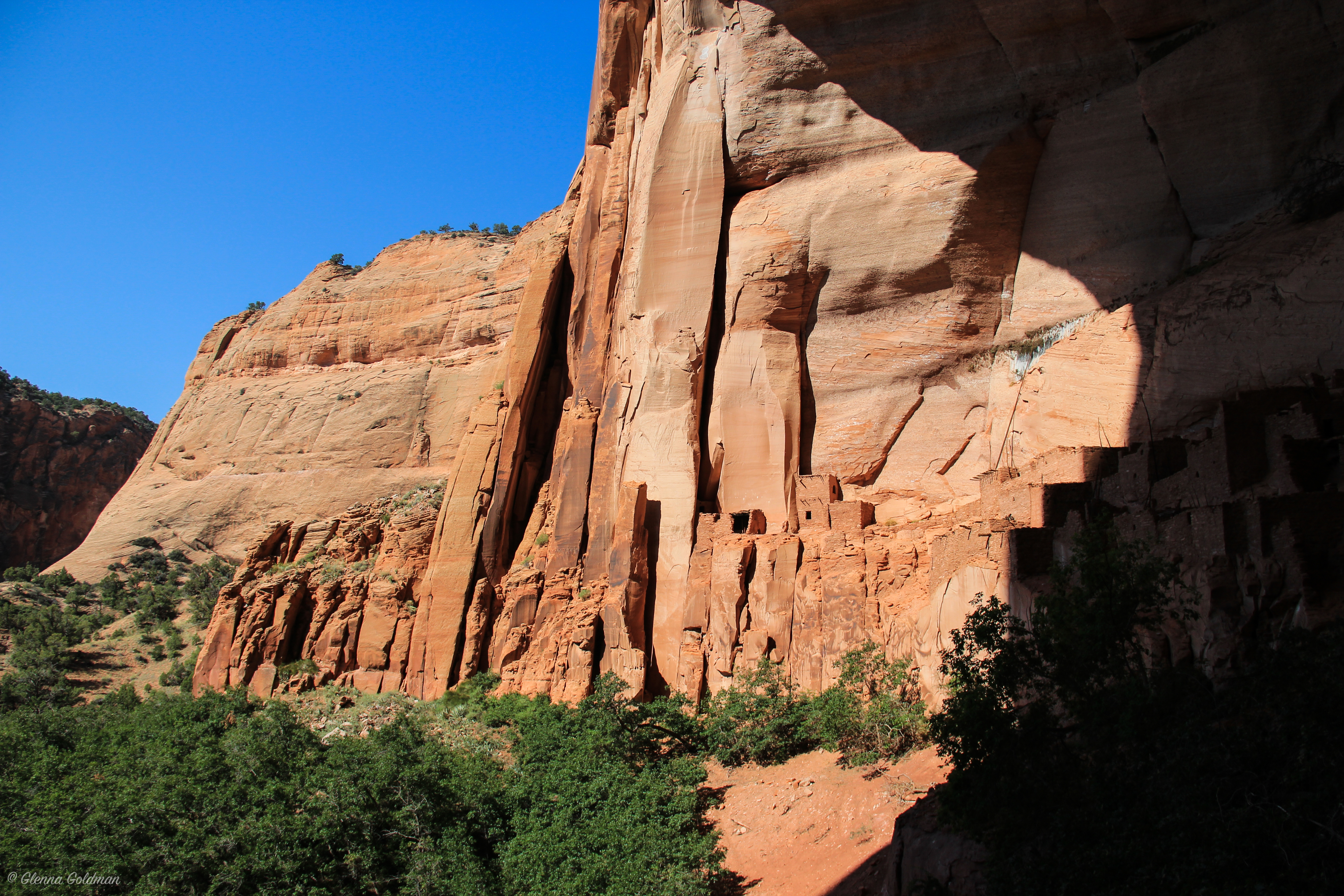 Ancestral Puebloan Cliff Dwellings – Betatakin and Wupatki in Northern Arizona