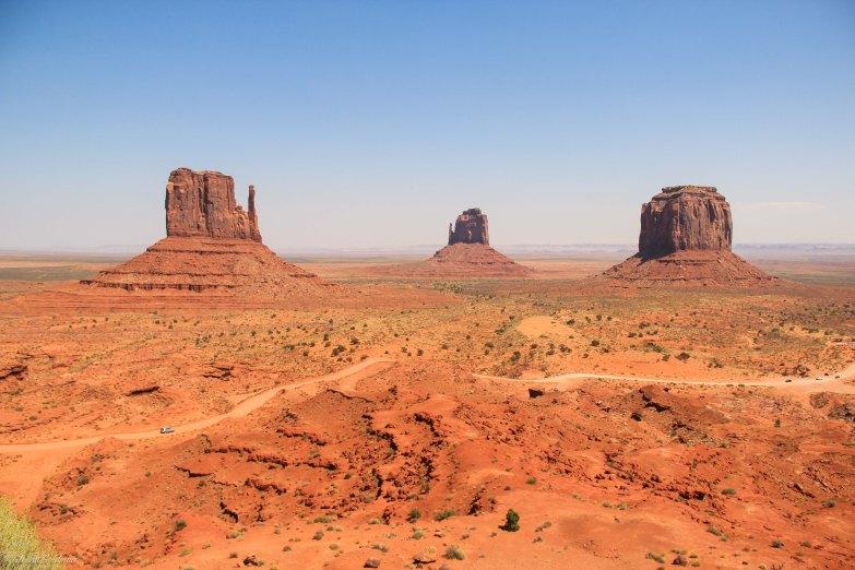 Monument Valley Rocks Navajo