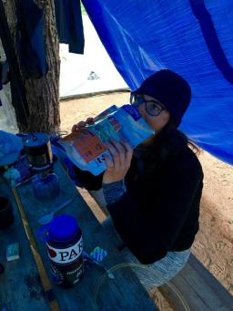 Backpacker Meal Havasupai