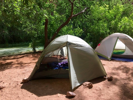 Tent Havasupai