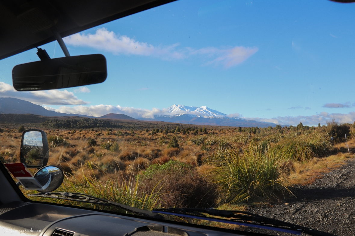 Tongariro View Campervan_