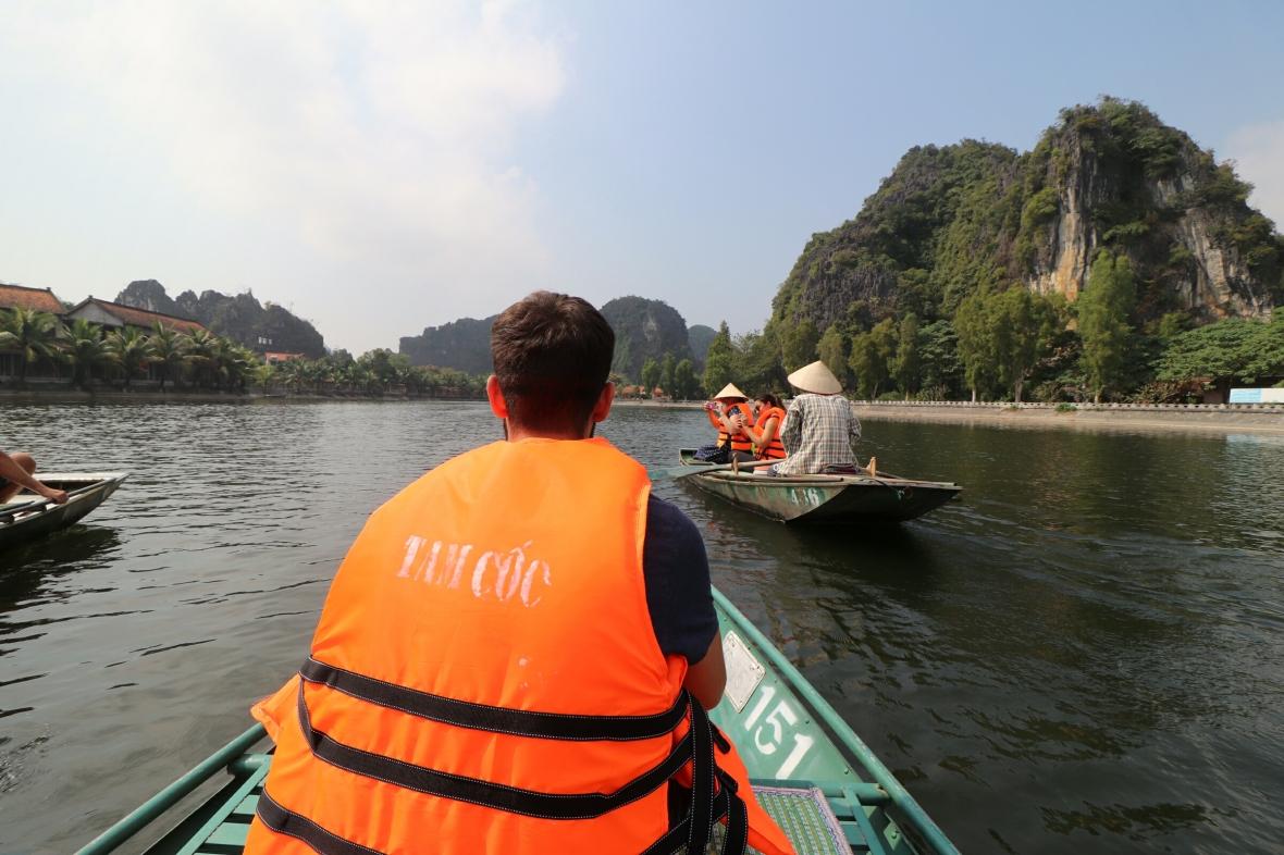 Boat-Ride-Tam-Coc