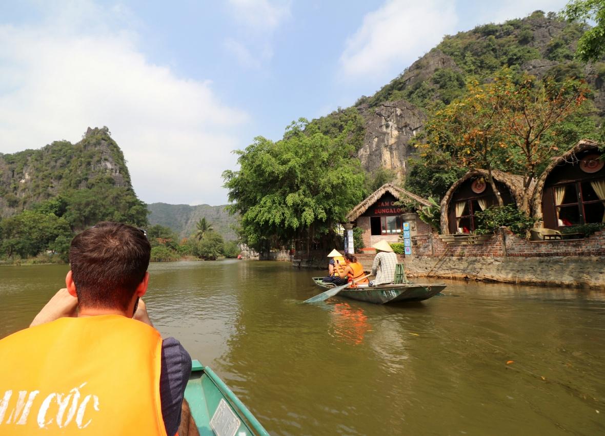 Tam-Coc-Boat-Ride