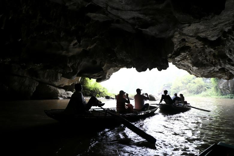 Tam-Coc-Cave