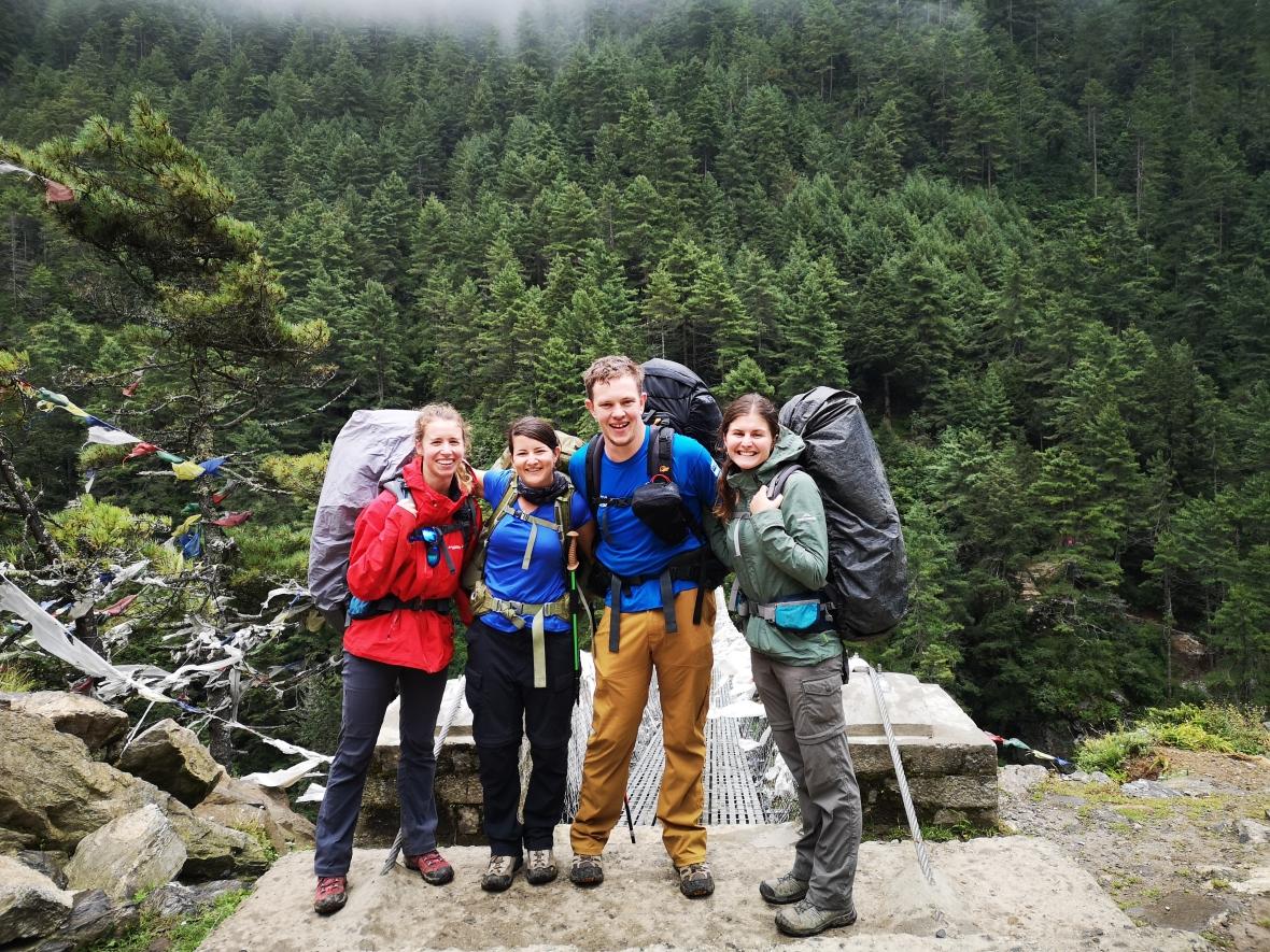Everest Group Shot