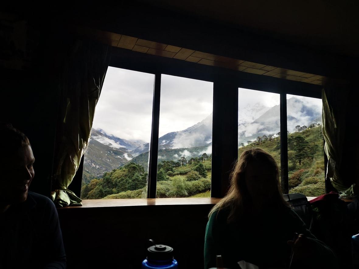 Everest Tea House Ama Dablam