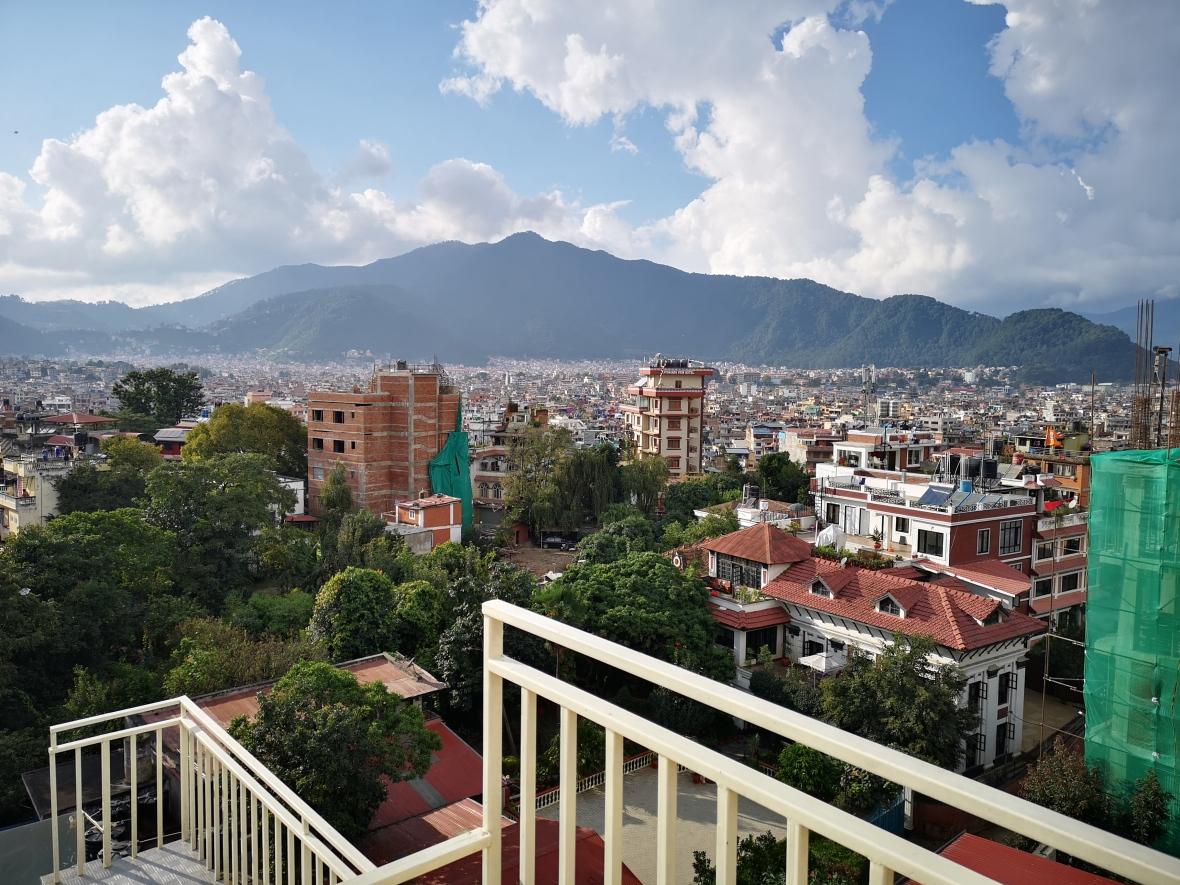 Kathmandu Skyline